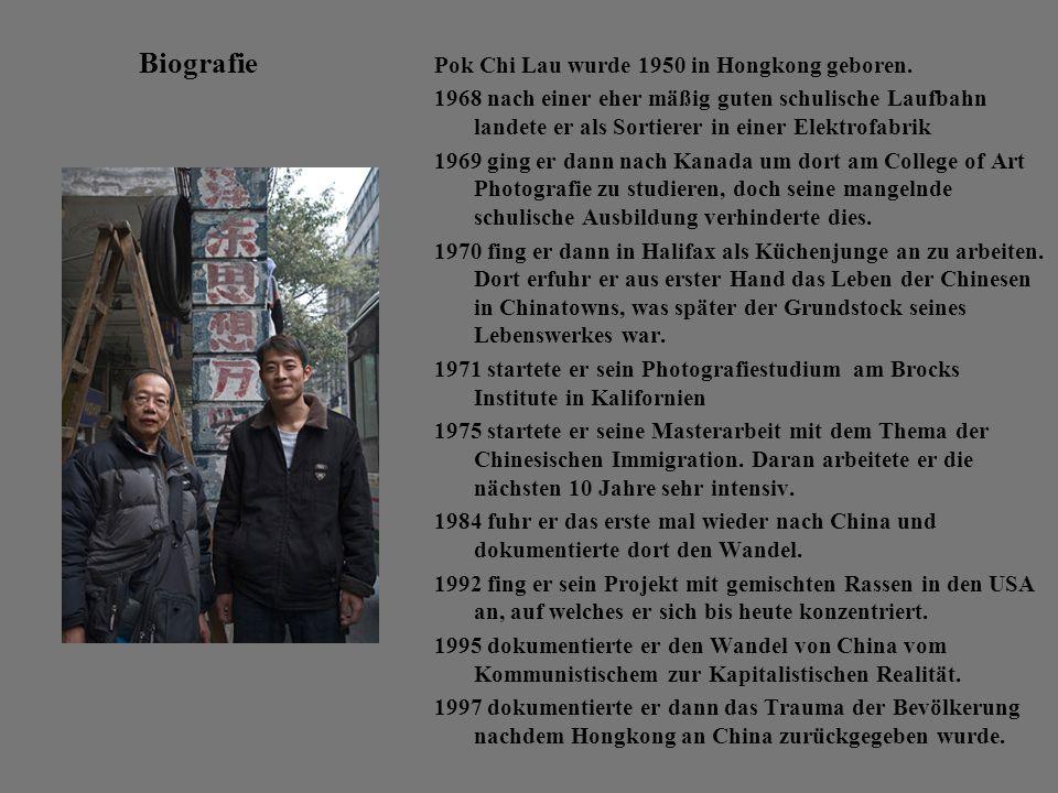 Interieurs vom chinesischen Wohnungen in Amerika 1975-1981