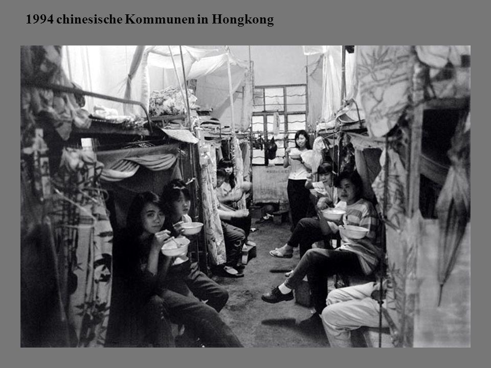 1994 chinesische Kommunen in Hongkong