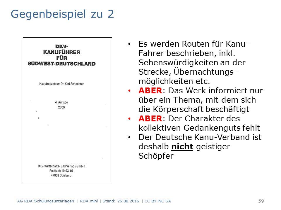 59 Es werden Routen für Kanu- Fahrer beschrieben, inkl.