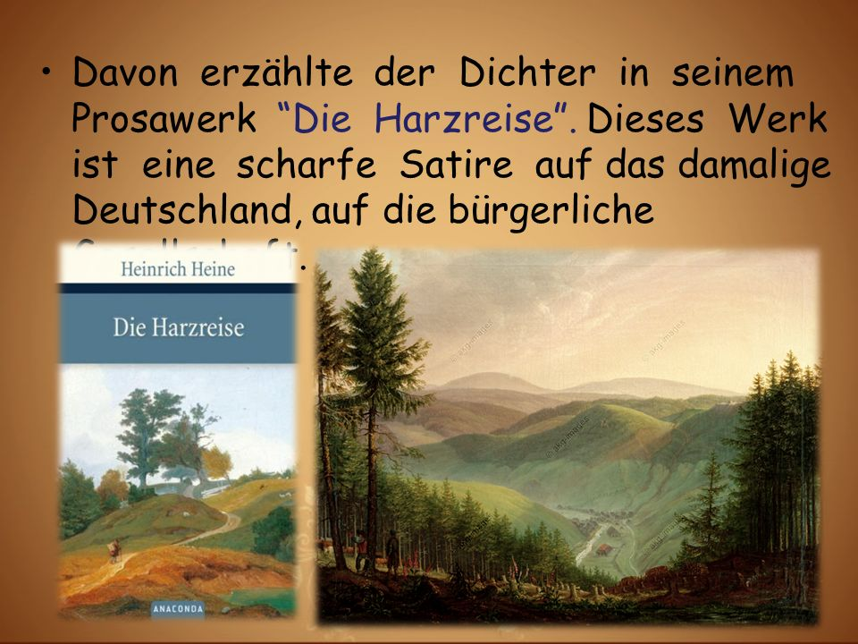 1831 fuhr Heine nach Paris, wo er bis zu seinem Tode lebte.