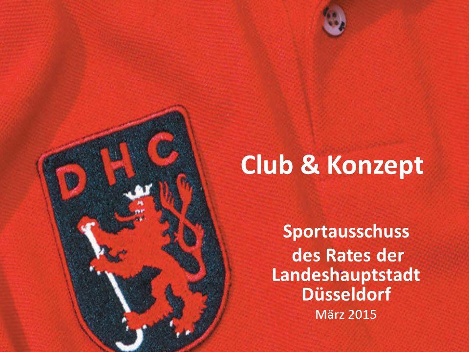 Club & Konzept Sportausschuss des Rates der Landeshauptstadt Düsseldorf März 2015