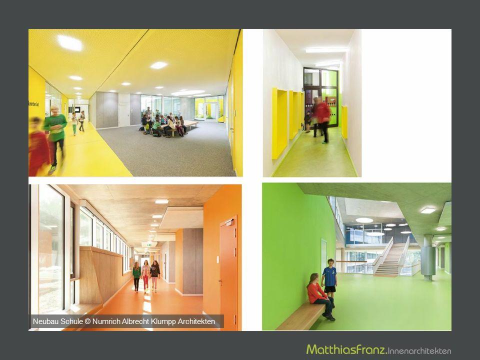 Neubau Schule © Numrich Albrecht Klumpp Architekten