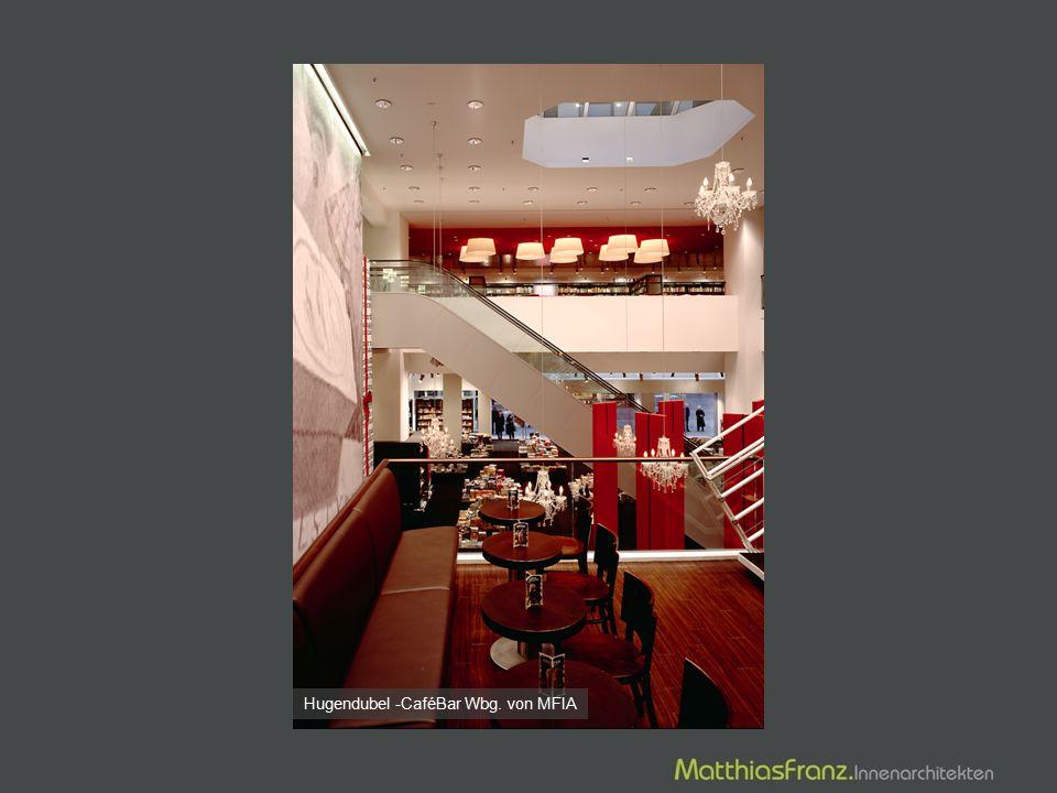 Hugendubel -CaféBar Wbg. von MFIA