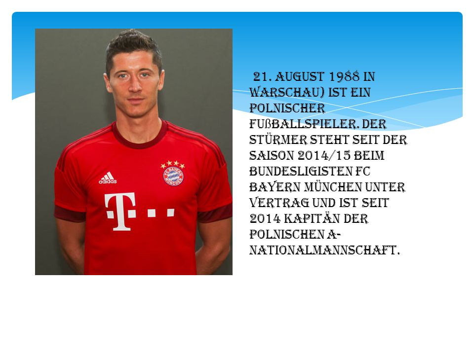 21. August 1988 in Warschau) ist ein polnischer Fu ß ballspieler.