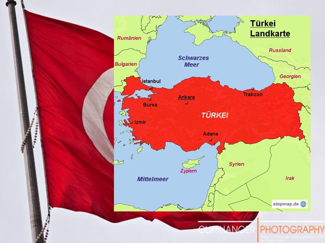 Die Türkei zeichnet sich durch mehrere Klimazonen aus, weist aber weitgehend ein freundliches, im Süden eher heißes und trockenes Mittelmeerklima aus.
