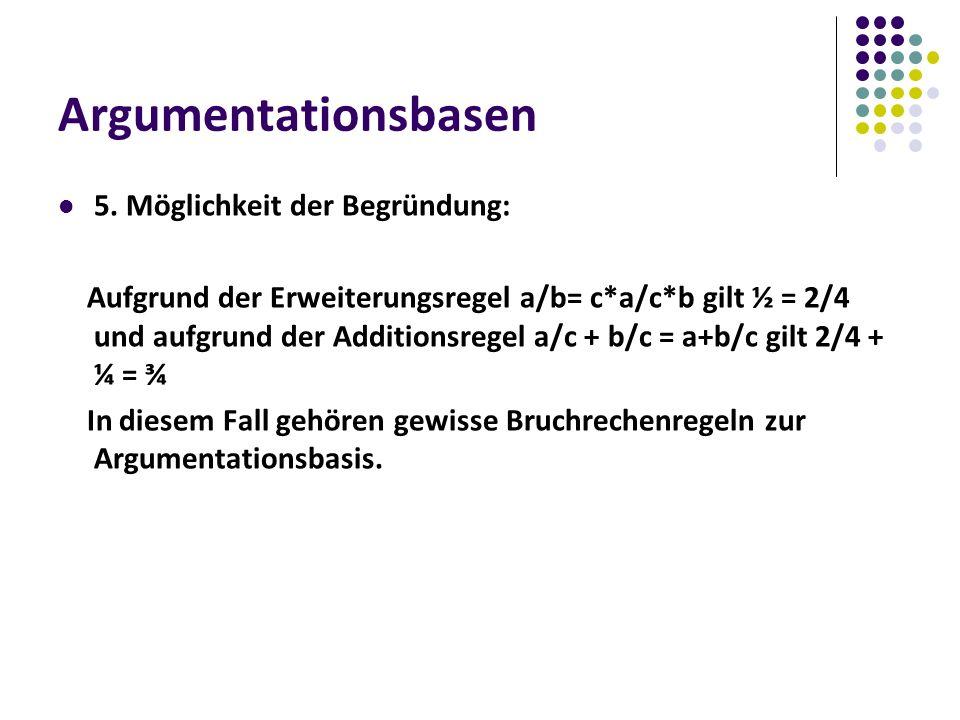 Argumentationsbasen 5.
