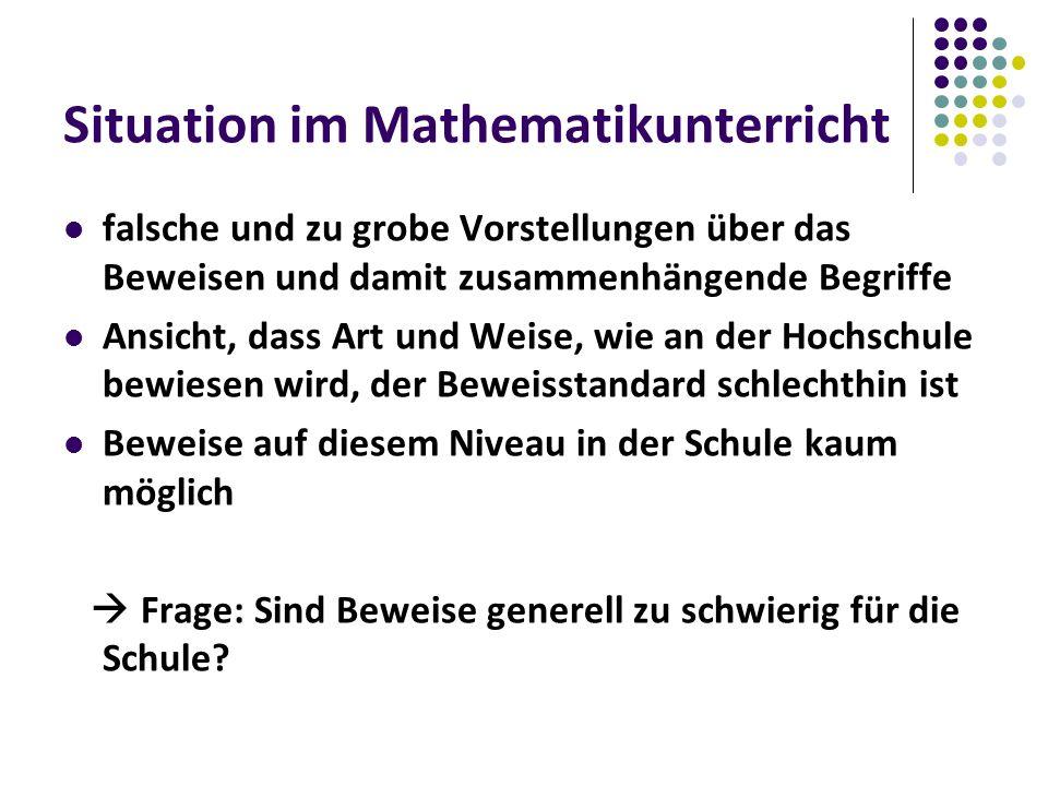 Argumentationsbasen Jede Begründung bedarf einer Argumentationsbasis, d.h eines Fundaments, auf das man sich bei seiner Argumentation stützt.