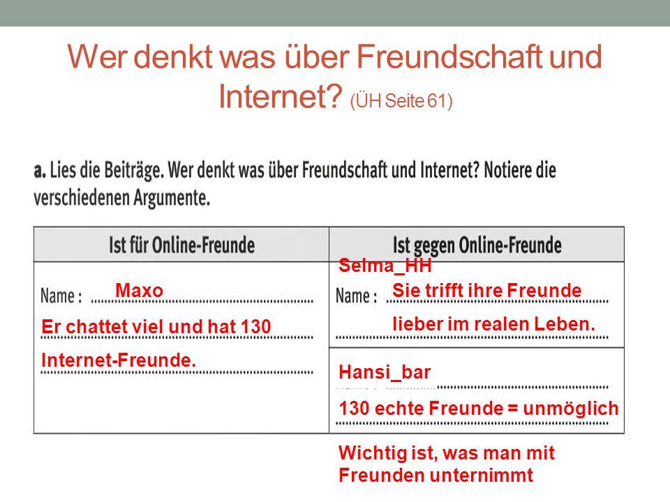 Befrage auf deinen Nachbarn.Internet.