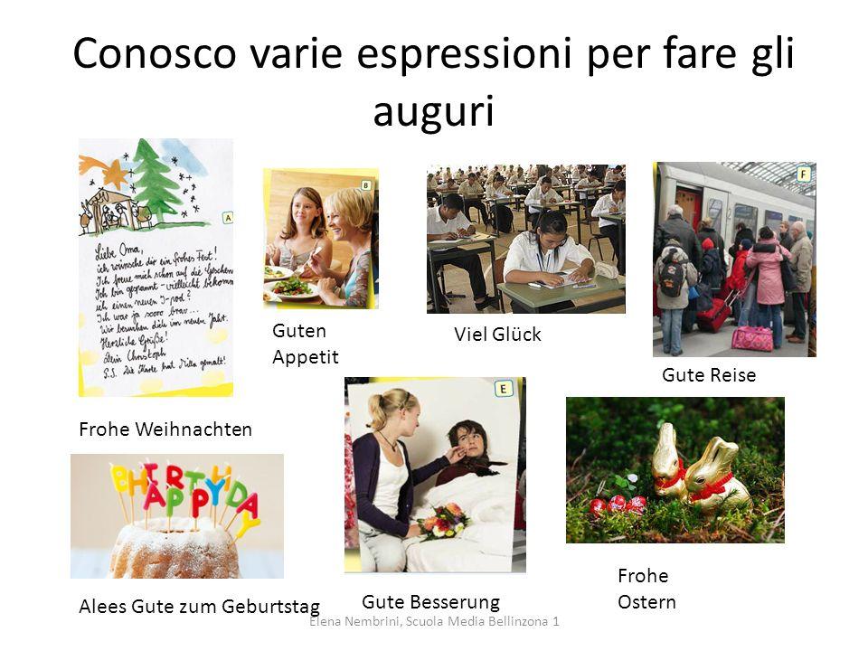 Conosco i mesi: e le stagioni der Frühling der Sommer der Herbst der Winter Elena Nembrini, Scuola Media Bellinzona 1