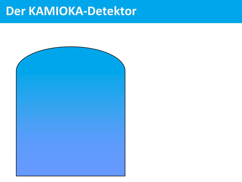 Der KAMIOKA-Detektor