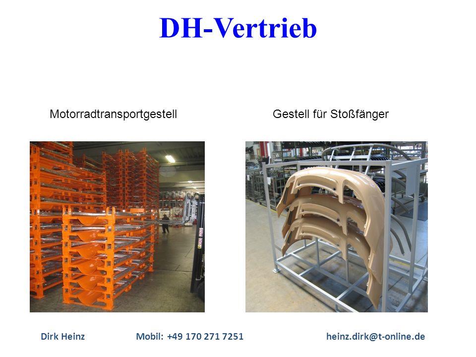 Dirk HeinzMobil: +49 170 271 7251heinz.dirk@t-online.de MotorradtransportgestellGestell für Stoßfänger DH-Vertrieb