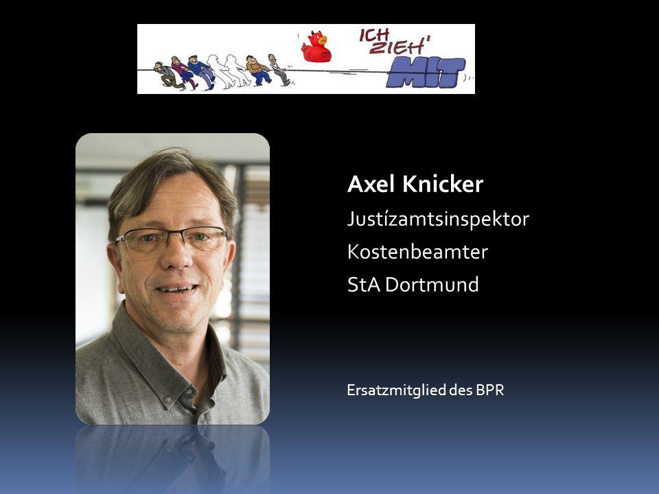 Irmtraud Trewald Rechtspflegerin StA Essen Mitglied des BPR