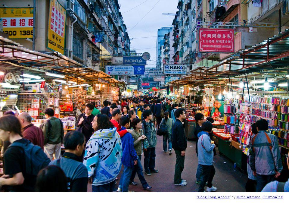 Hong Kong, Apr-12 Hong Kong, Apr-12 by Mitch Altmann, CC BY-SA 2.0Mitch AltmannCC BY-SA 2.0
