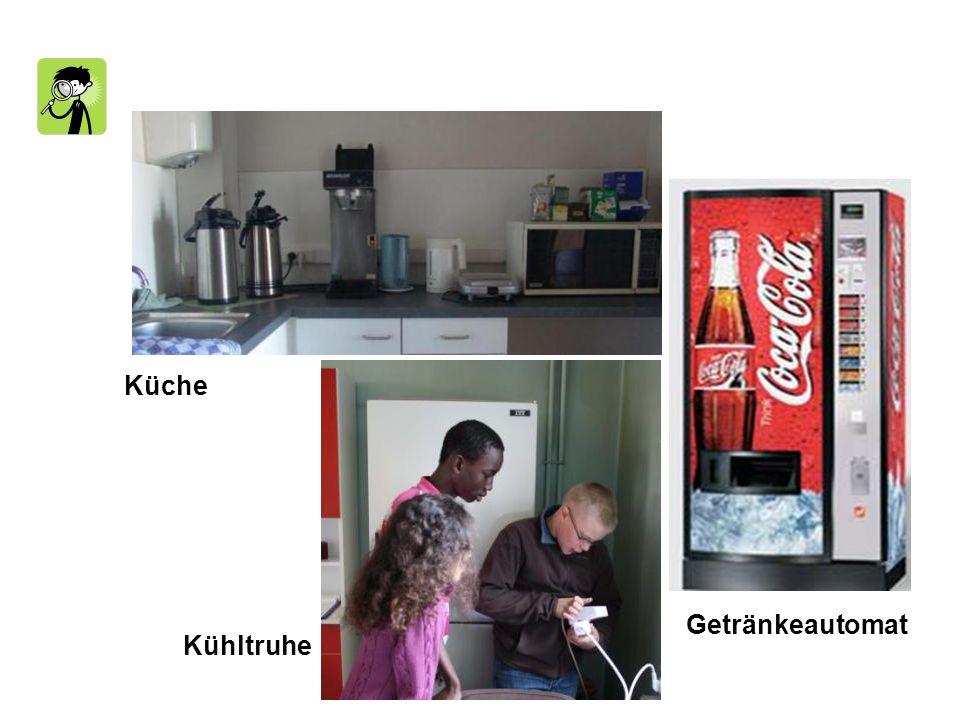 Küche Kühltruhe Getränkeautomat