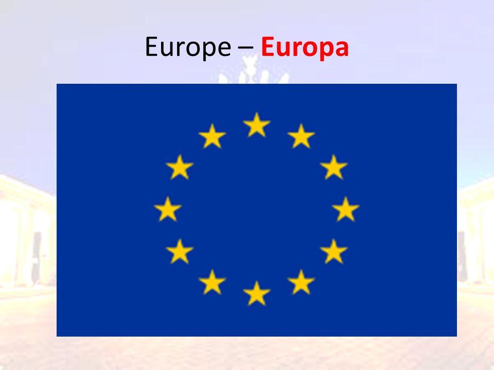 Europe – Europa