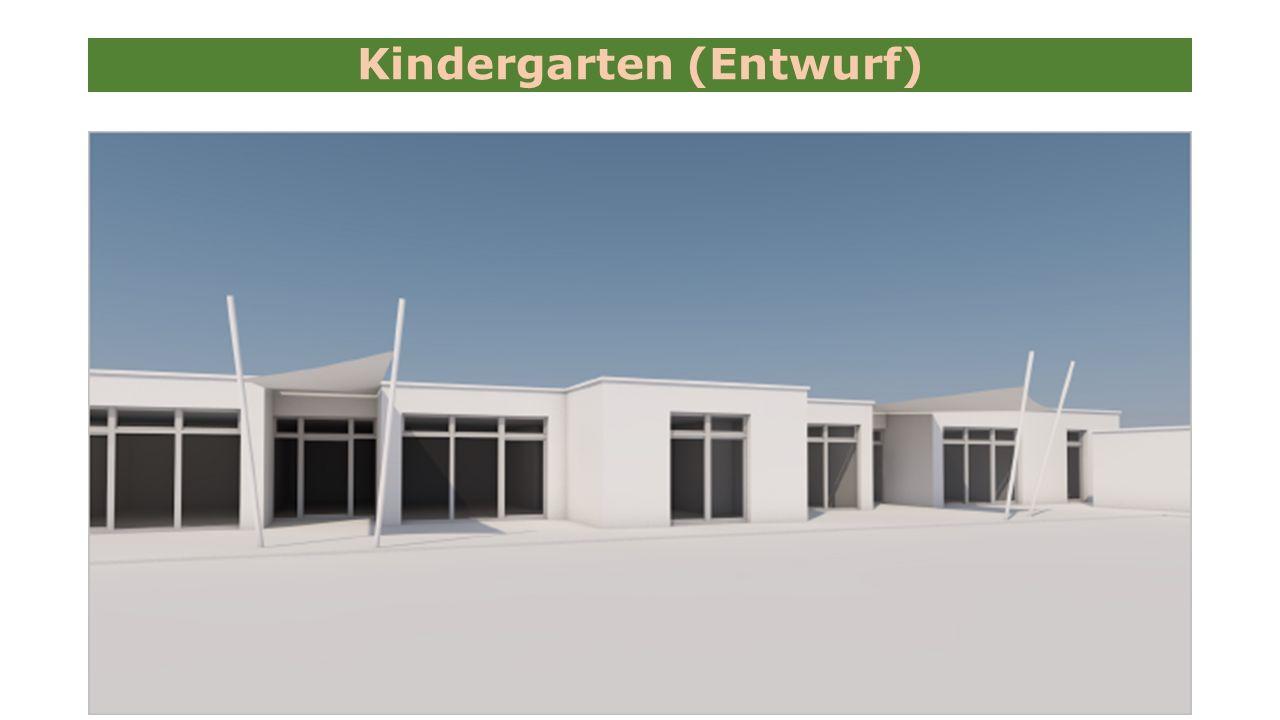 Kindergarten (Entwurf)
