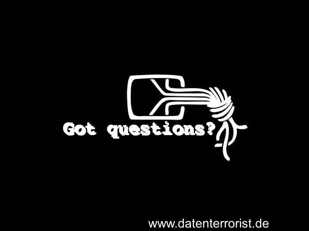 www.datenterrorist.de