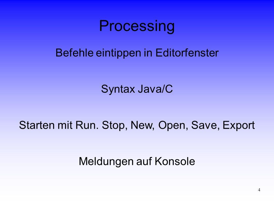 5 Processing Text als Grafik Font einbinden durch tool Ablage in Data-Ordner /Users/frank/Documents/Processing/textTest/textTest.pde