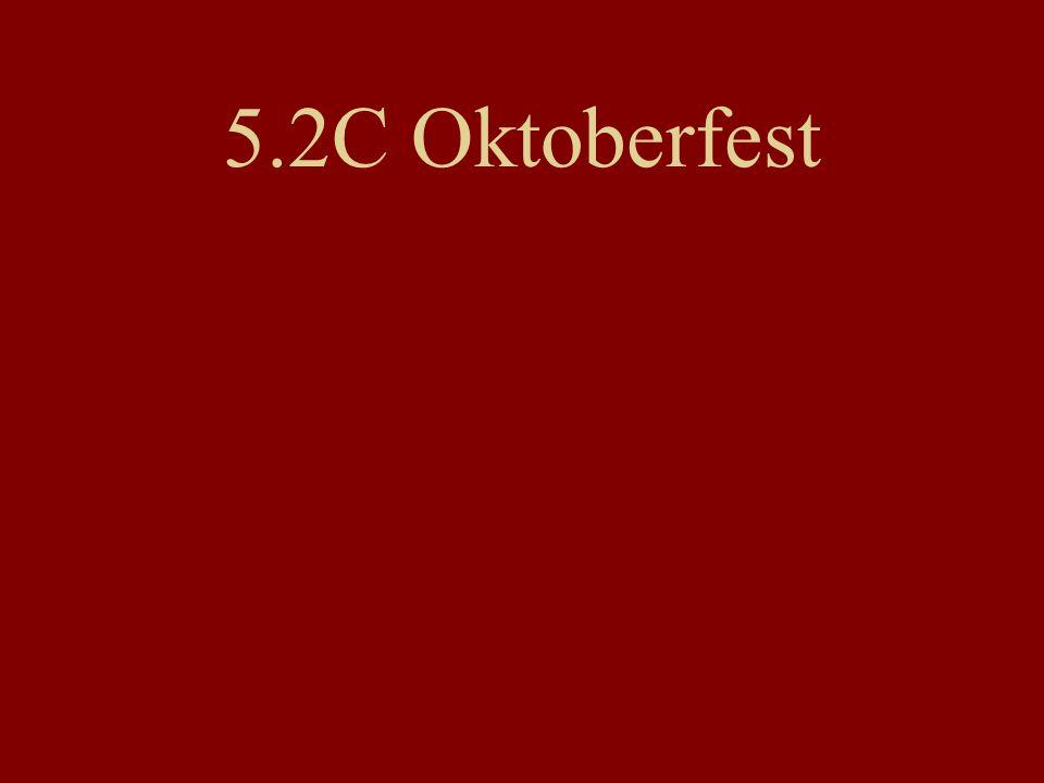 5.2C Oktoberfest