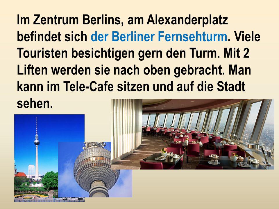 Der Tiergarten ist das grüne Herz Berlins.