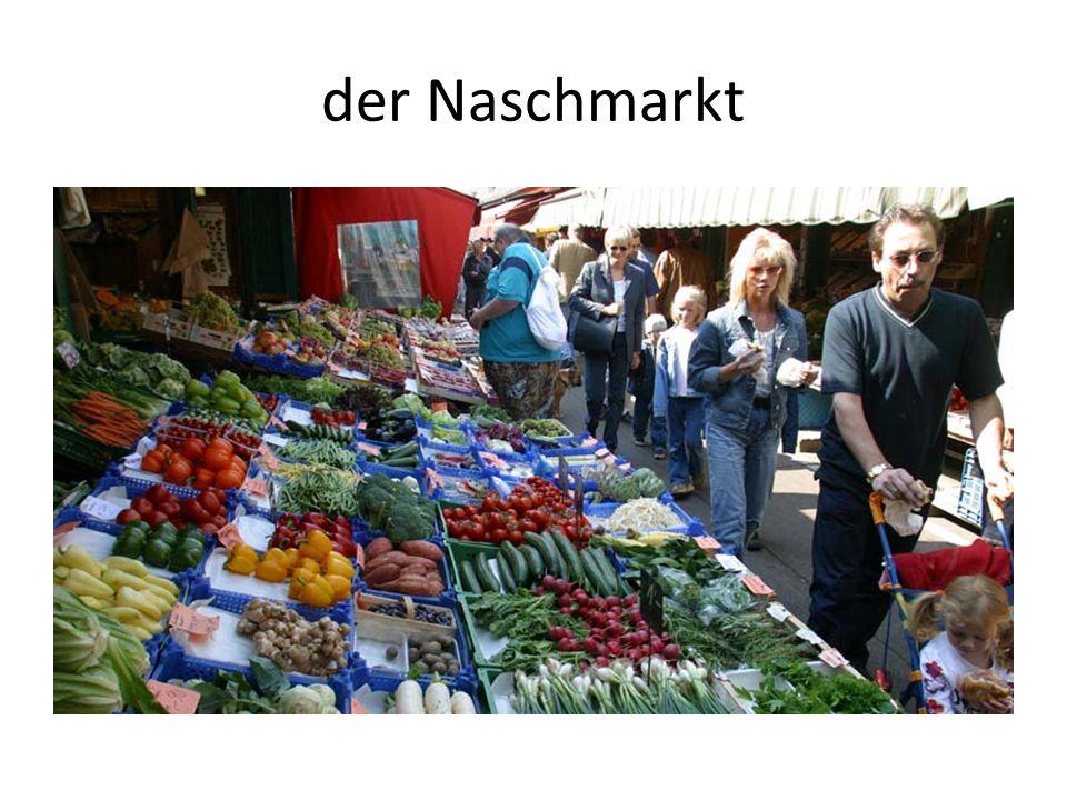 der Naschmarkt