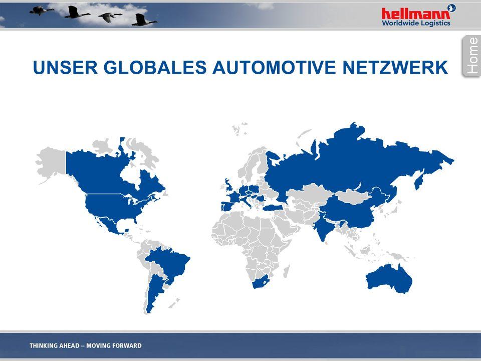 UNSER GLOBALES AUTOMOTIVE NETZWERK Home