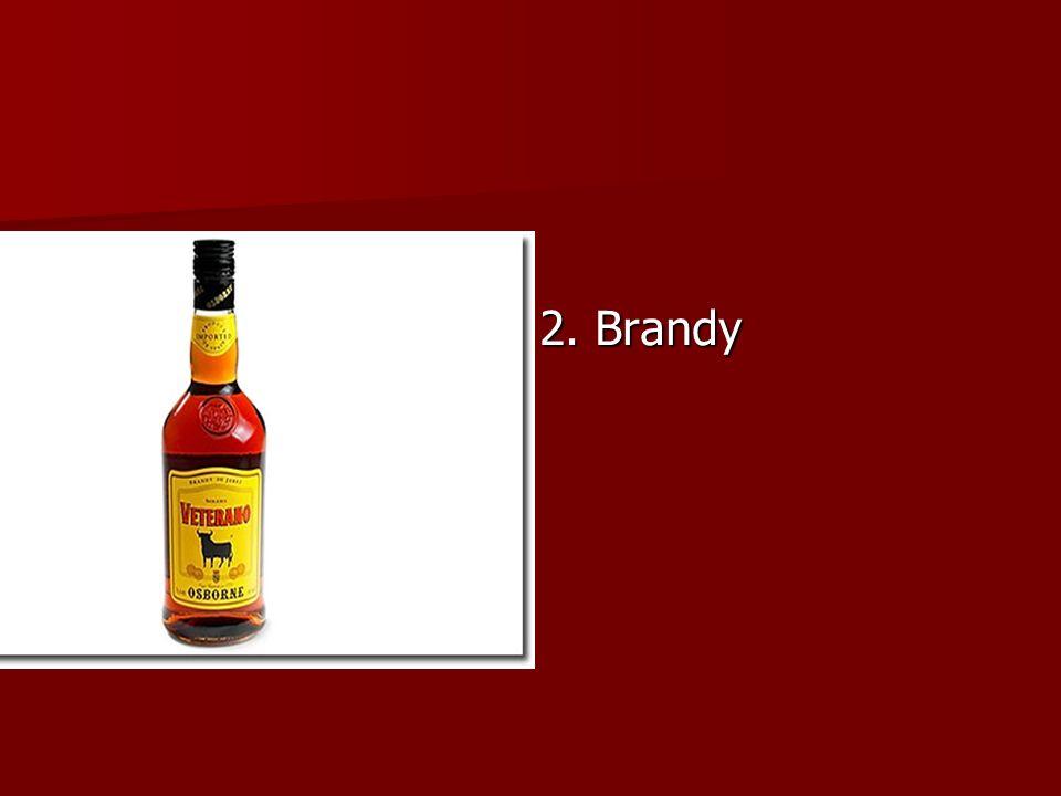 2. Brandy