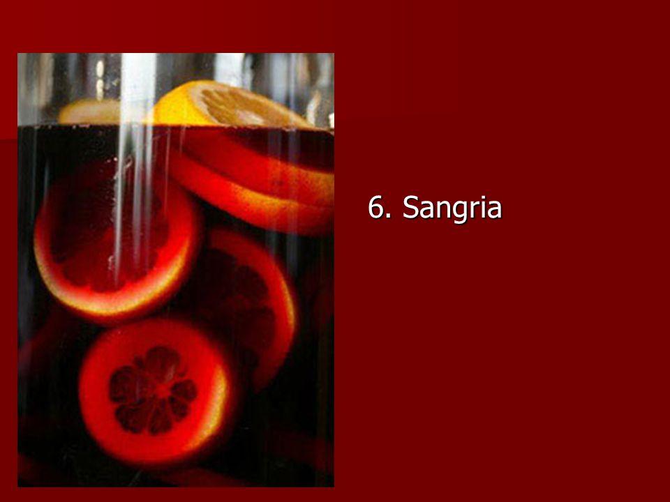 6. Sangria