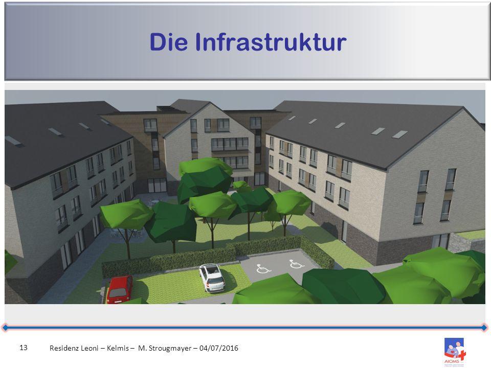 Die Infrastruktur Residenz Leoni – Kelmis – M. Strougmayer – 04/07/2016 13