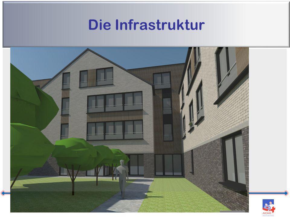 Die Infrastruktur Residenz Leoni – Kelmis – M. Strougmayer – 04/07/2016 14