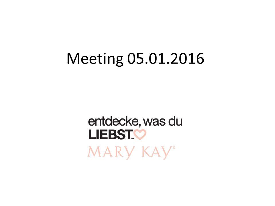 Meeting 05.01.2016