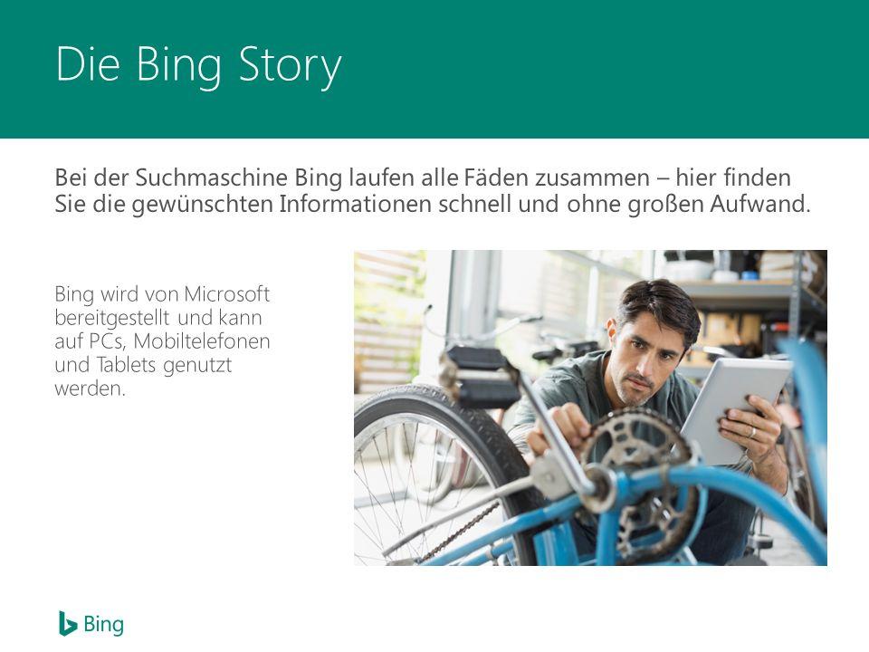 Die Bing Story