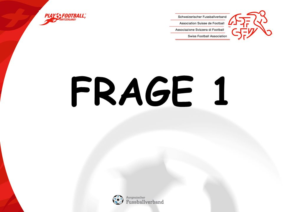 FRAGE 1
