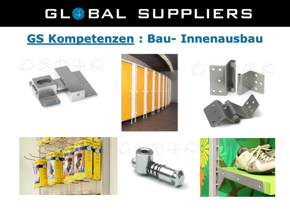 GS Kompetenzen : Bau- Innenausbau