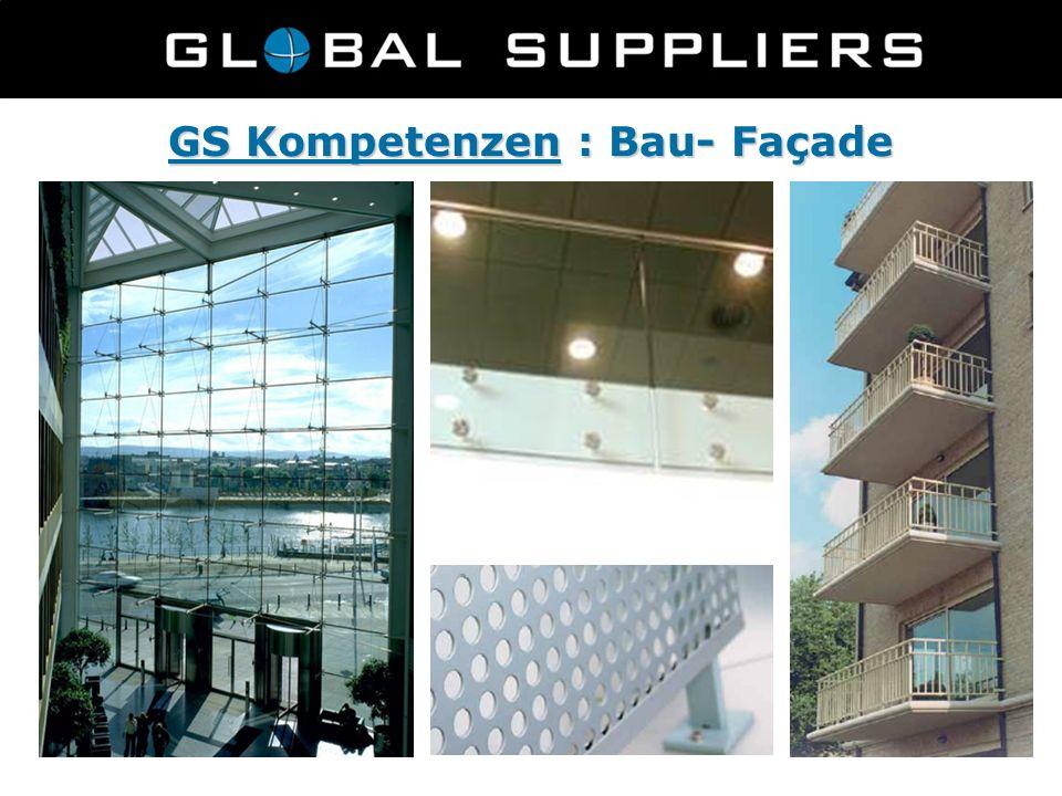 GS Kompetenzen : Bau- Façade