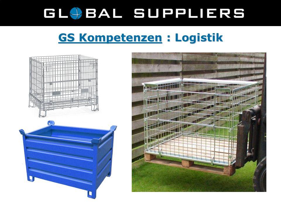 GS Kompetenzen : Logistik