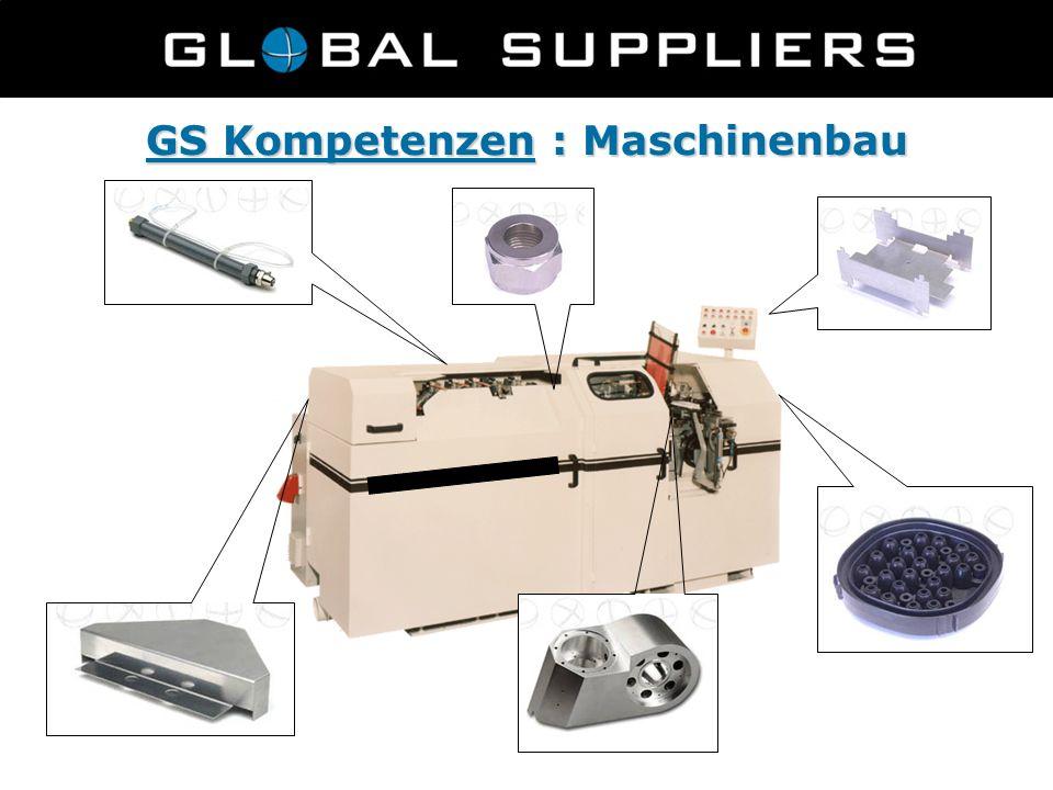 GS Kompetenzen : Maschinenbau
