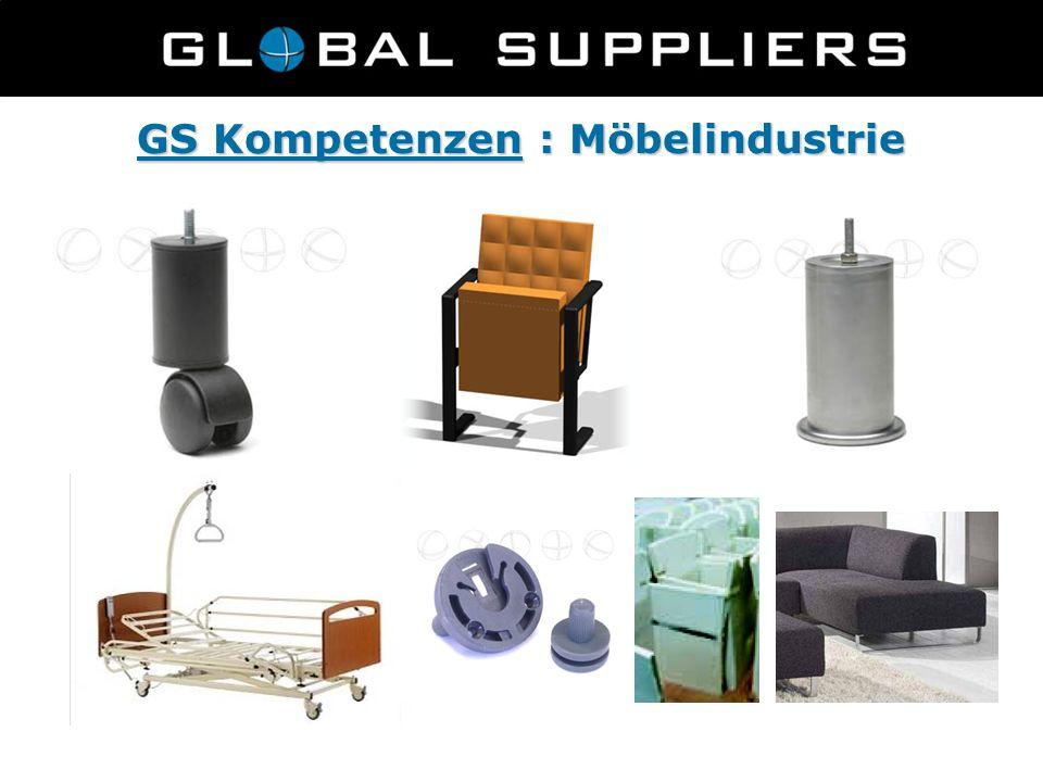 GS Kompetenzen : Möbelindustrie