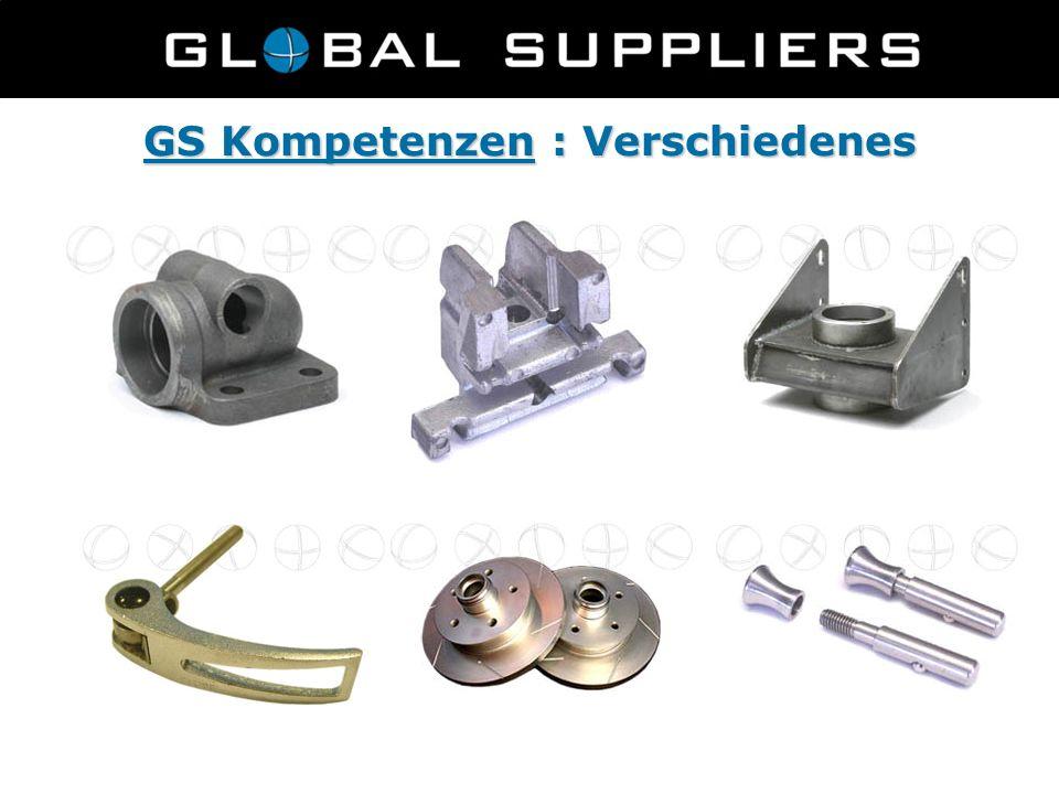 GS Kompetenzen : Verschiedenes