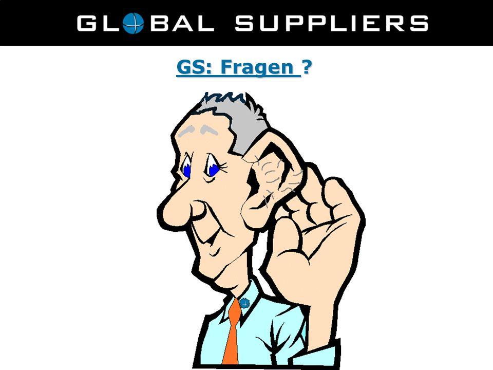 GS: Fragen ?