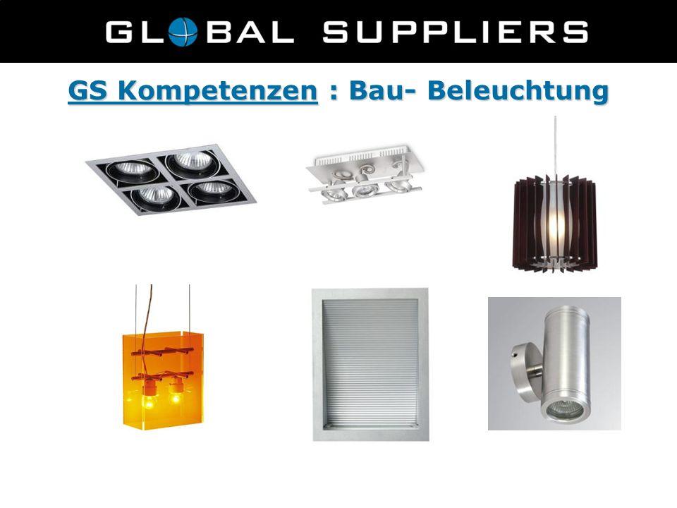 GS Kompetenzen : Bau- Beleuchtung