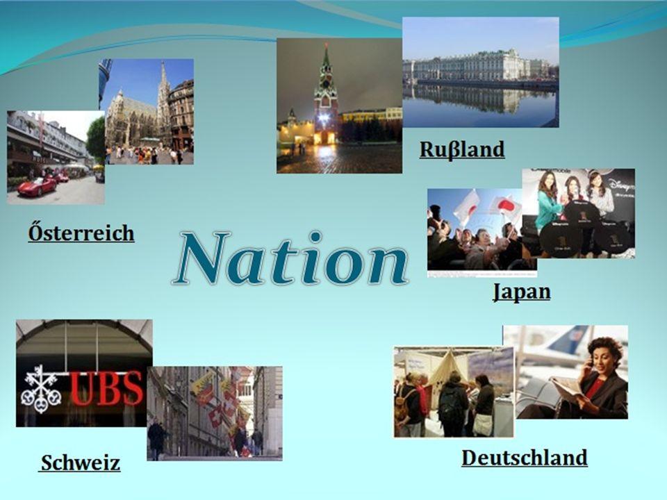 Stereotype Meinungen Die Schweizer haben Banken.Die Österreicher sind gemütlich.