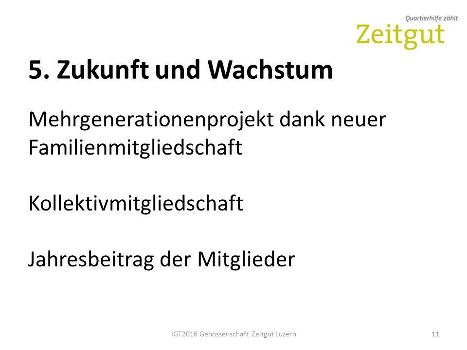 IGT2016 Genossenschaft Zeitgut Luzern11 5.