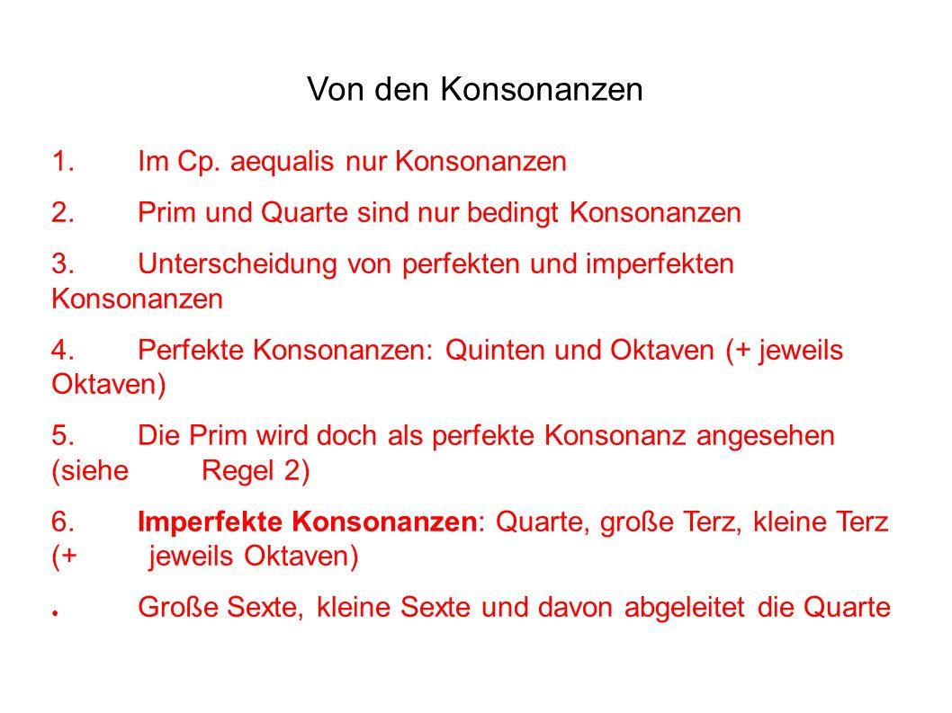 Prim – große Terz ** *