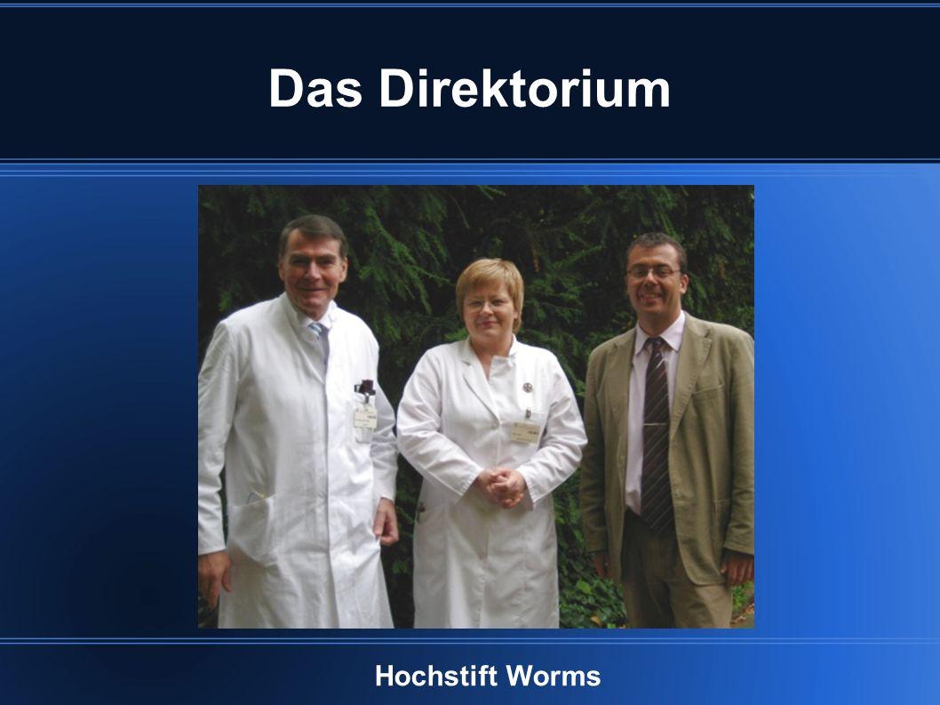 Das Direktorium Hochstift Worms