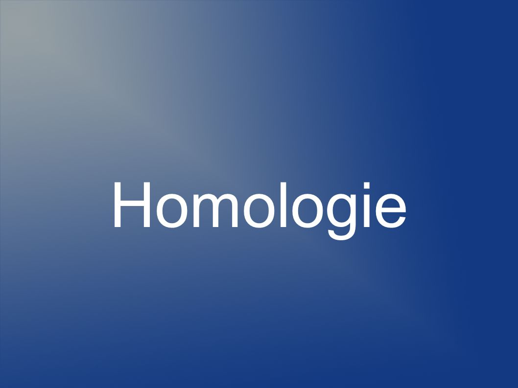 Homologie