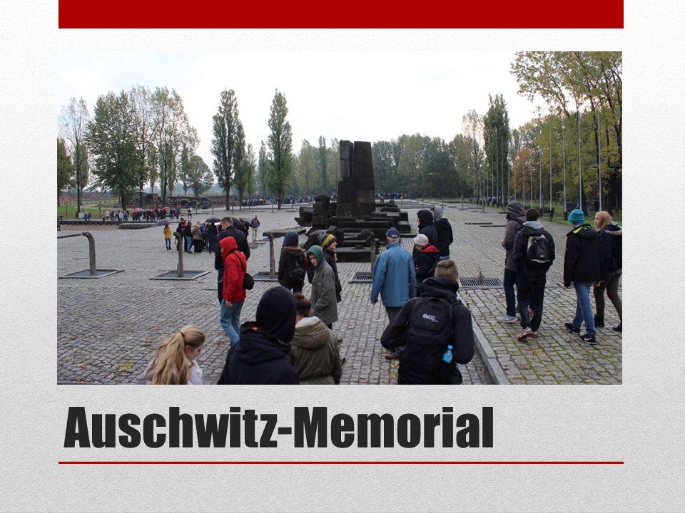 Auschwitz-Memorial