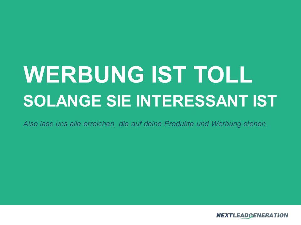 NLG: Firmensitz in Österreich Unser Name ist Programm und zusammen erreichen wir Interessenten einfach und gezielt!