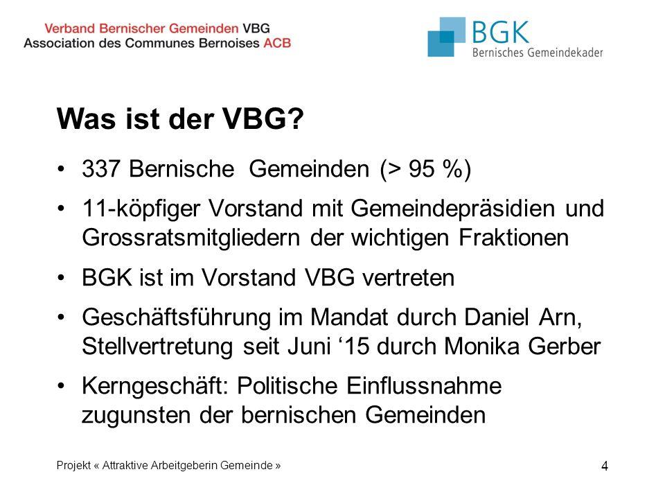 Was ist der VBG.