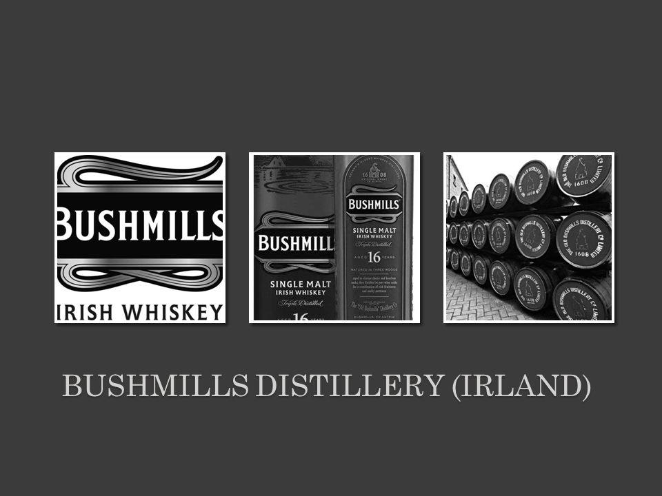 BUSHMILLS DISTILLERY (IRLAND)